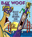 Beast of the Bay Bay Woof cover